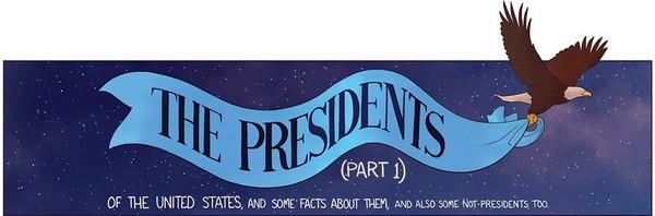 趣畫古今-04:美國總統:第8-11位