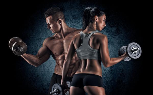 健身房的起源:裸体运动场所