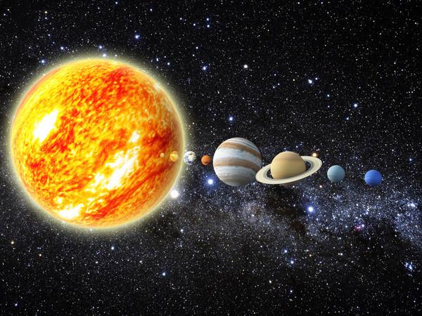 對比其它行星系,太陽系其實很混亂