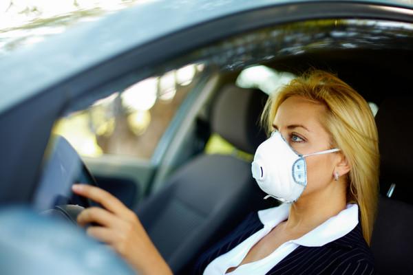 穷人受罪:空气污染导致月经失调