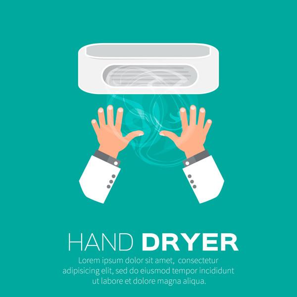 關於烘手器的噁心事實:噴屎噴尿噴細菌