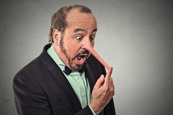 病態撒謊:為什麼有些人無法停止撒謊?
