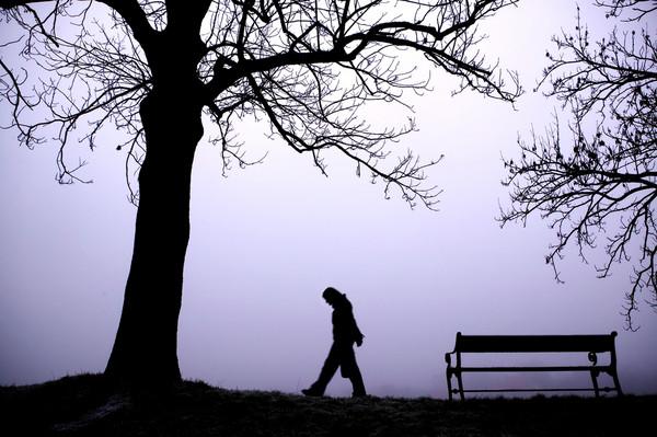 感覺孤獨?可能是基因作祟