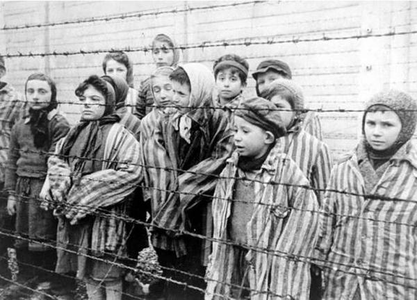 專門關押波蘭兒童的納粹集中營
