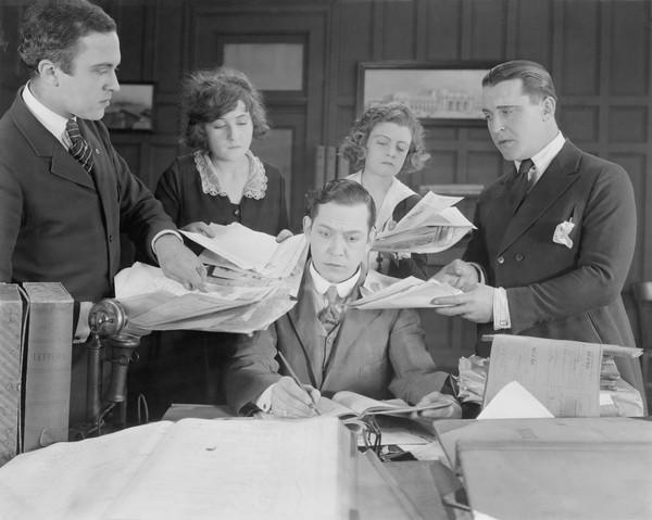 你的工作领域可能会预示你是否会离婚