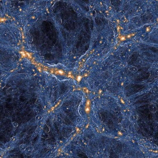 天文学家找到了宇宙大爆炸时期的「化石云」
