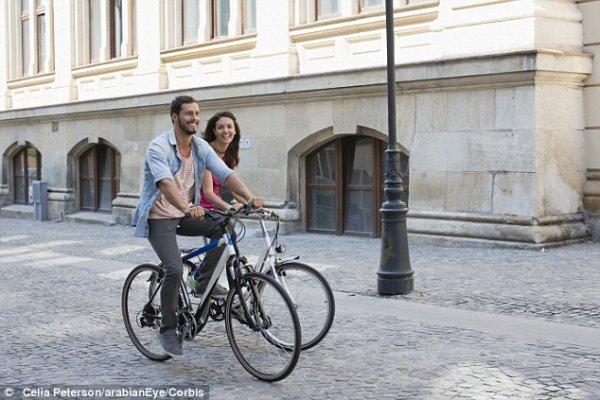 生活一成不变?试试骑自行车上下班