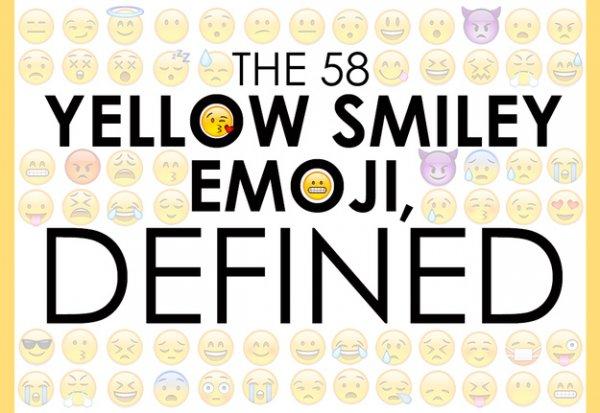 小贴士:58个符号表情的含义解读