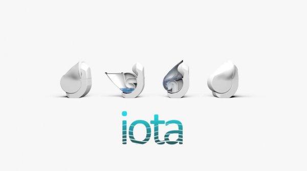环保节水的折叠马桶—Iota