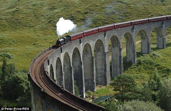 景观最棒的火车旅行线路