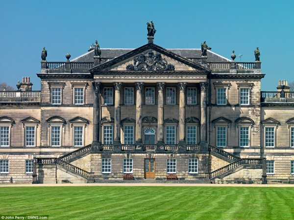 英国最大豪宅仅售800万英镑