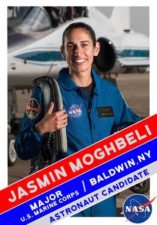 1.8萬人報名參選NASA宇航員,這是12名勝出者的簡歷
