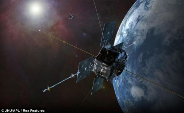 外星人的探测器可能正在太阳系的某个角落窥视我们