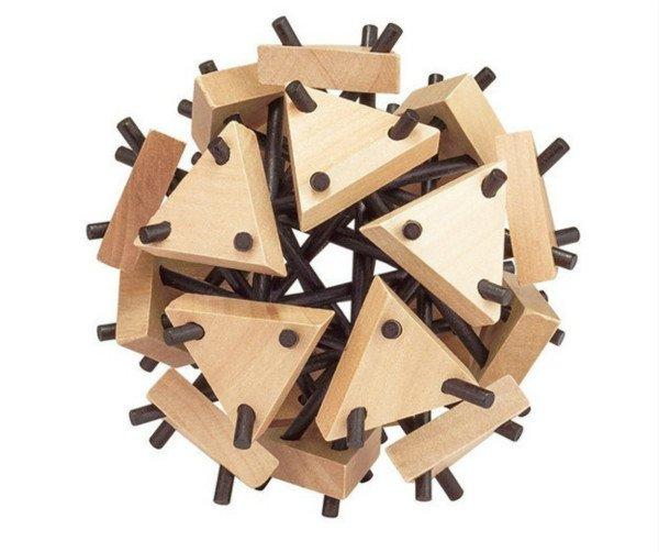 益智玩具:脑洞大开的拼图和多面体