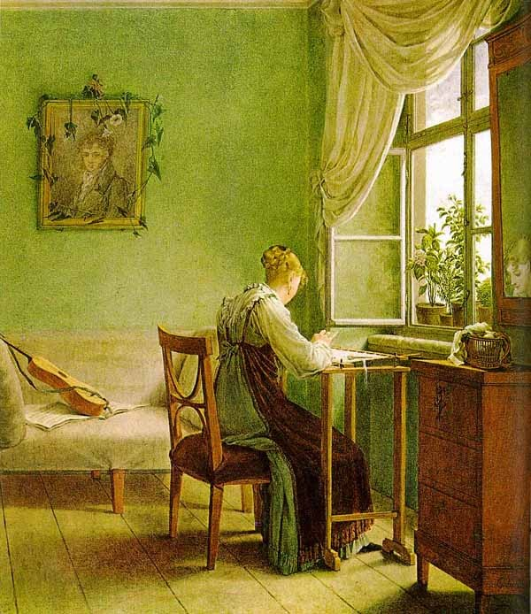 坑爹19世纪:含砷的绿色壁纸毒害成千上万人